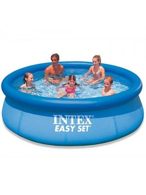 "Надувной бассейн ""Easy set"" 396х84см, INTEX - 28143"