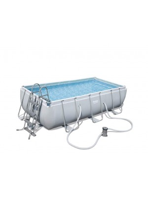 56441 Каркасный бассейн Bestway Rectangular Frame 4,04х2,01х1,00м