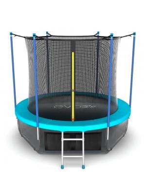 Батут EVO Jump Internal 6ft (Wave) + нижняя сеть