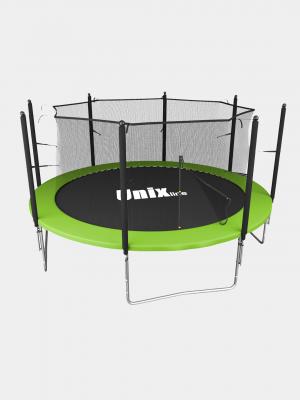 Батут UNIX line Simple 10 ft Green (inside)