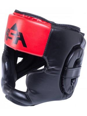 Шлем закрытый KSA Skull Red, S
