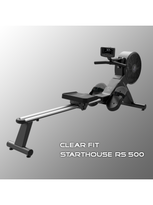 Водный гребной тренажер Clear Fit StartHouse RS 500