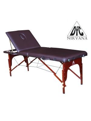 Массажный стол DFC NIRVANA Relax Pro (коричневый)