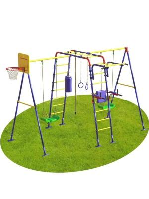 Дачный спортивный комплекс для детей 2 юных атлета