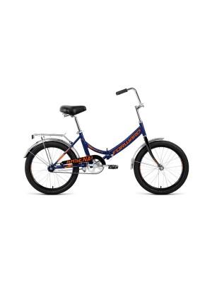 """Велосипед 20Ø Forward Arsenal 1.0 19-20 г (14"""") (Темно-синий/Оранжевый/RBKW0YN01005)"""