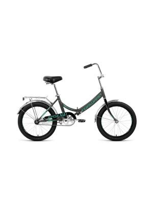 """Велосипед 20Ø Forward Arsenal 1.0 19-20 г (14"""") (Светло-зеленый/Серый/RBKW0YN01007)"""