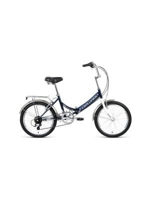 """Велосипед 20Ø Forward Arsenal 2.0 19-20 г (14"""") (Черный/Серый/RBKW0YN06002)"""