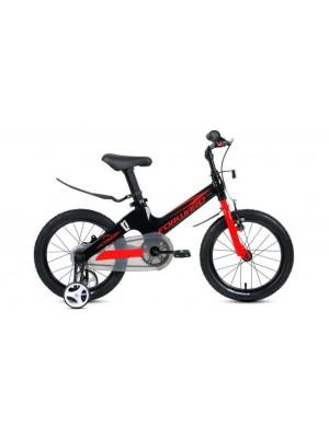 Велосипед 16Ø Forward Cosmo MG 19-20 г (Черный/Красный/RBKW0LMG1007)