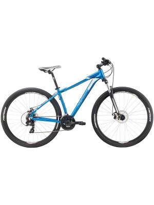 "Велосипед Merida Big.Nine 10-MD 29Ø Blue/SilverDecall 2020 (21"")"