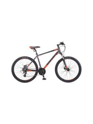 """Велосипед Stels Navigator 630 D K010 26Ø Антрацитовый/Красный (LU092651) (20"""")"""